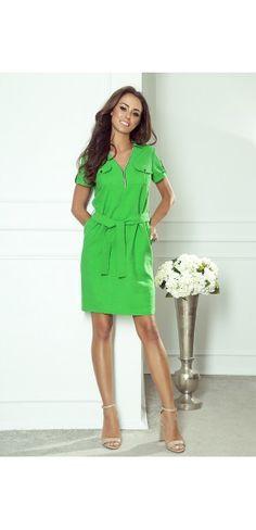 Sukienki codzienne - Kolekcja wiosenna || Sukienka na wiosnę Dresses For Work, Summer Dresses, Fashion, Moda, Summer Sundresses, Fashion Styles, Fasion, Fashion Illustrations, Summer Clothing