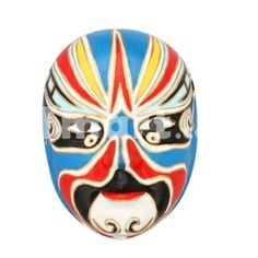 chinese mask - Google Search Chinese Opera Mask, Chinese Mask, Pekin Opera, Cheap Holiday, Facial Masks, Beijing, Party Supplies, Something To Do, Lanterns