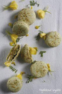 Pistacjowe macarons