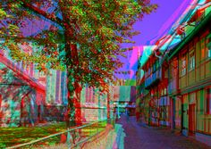 Ideaz : How to make Red-Blue anaglyphs and watch movies on your plain old computer Off Mortis Ghost, Photo Merge, 3d Foto, How To Make Red, Acid Art, Image 3d, 3d Pictures, Old Computers, Romanesque