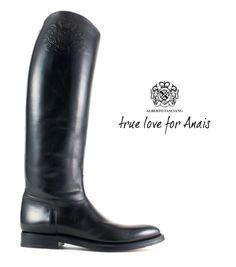 Alberto Fasciani Boots | Anais 1000 |  Entirely handmade in Italy