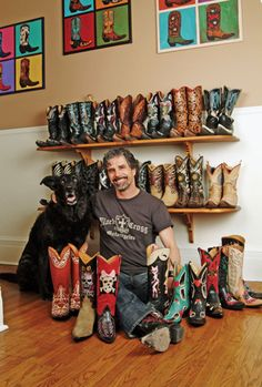 Liberty Boots' Tony Benattar