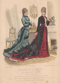 Revue de la Mode 1877