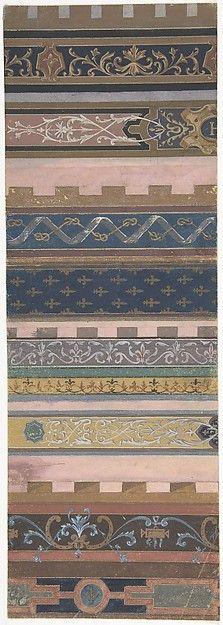 ornamente muster deckengestaltung wandgestaltung fontainebleau miniatur puppenhaus strahlen die sammlung decken