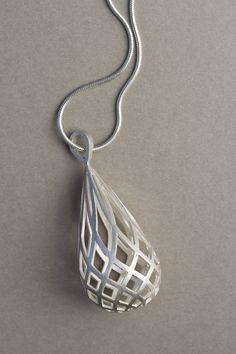 Koura Necklace by David Trubridge