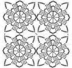 Delicadezas en crochet Gabriela: Chaleco