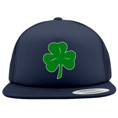 Shamrock Foam Trucker Hat