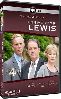Inspector Lewis - PBS Masterpiece Theatre