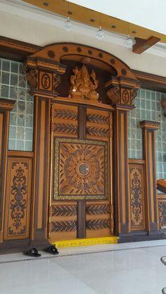 Main door entranse wood