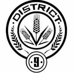 District 9 Hunger Games, Hunger Games Logo, Hunger Games Districts, Hunger Games Catching Fire, Tribute Von Panem Film, Game Google, Bullet Journal Inspiration, Stickers, Trace Trace