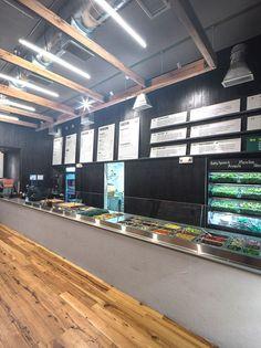 sweetgreen Boylston Interior Photo Serving Line