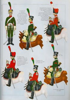 CHASSEURS+A+CHEVAL-18090002.jpg (1129×1600)