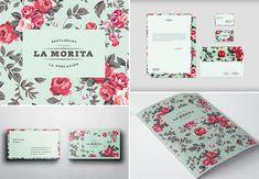 identidad restaurant La Morita