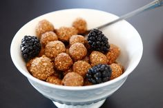 Coconut-Sugar Cinnamon Puffs Recipe