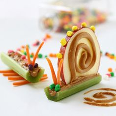 Tasty Bugs -- These are ADORABLE for kids.