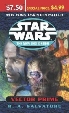 Star Wars: The New Jedi Order by Salvatore, R. A.