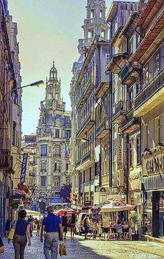 Porto - Sampaio Bruno street