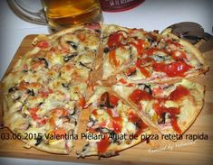 Pizza Lasagna, Jacque Pepin, Good Food, Yummy Food, Vegetable Pizza, Bakery, Deserts, Food And Drink, Healthy Recipes