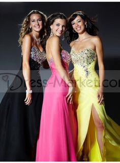 I really like these dresses!!