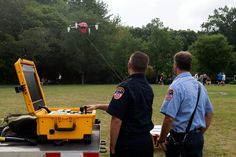 New York City firefighters to use drones to make their jobs safer #NYC #drones