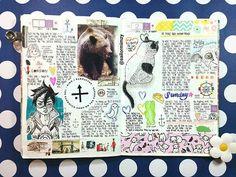 New giveaway!---please see my latest youtube video for details. ☺ #sailormimzyjournal #hobonichi #hobonichitecho #dailyjournal #artjournaling #watercolour #journaling #diary #artjournal #watercolor #doodles#ほぼ日手帳 #drawings #creativejournal #tracerhere #kingandbannatyne #inktober