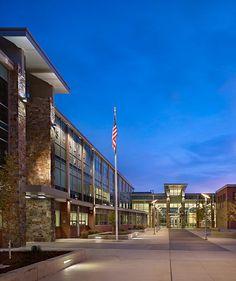 Shadle Park High School, Spokane Public Schools - NAC Architecture: Architects in Seattle & Spokane, Washington, Los Angeles, California