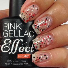 YES!! Er zijn weer nieuwe Effecten om je Pink Gellac collectie te pimpen !! Combineer ze over de Base voor een...
