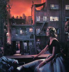 Rear Window, Grace Kelly