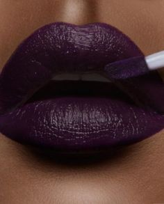 14 FL OZ Lipstick at a discounted price at Poshmark. Description: Liquid Lipstick NIB Purchased online directly from OCC. Dark Lipstick, Lipstick Colors, Lip Colors, Finger Coils, Fall Makeup, Eye Makeup, Lip Tar, Bold Lips, Eye Art
