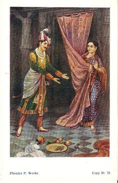 Heritage of India: Sairandhri fends off Keechaka's .