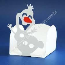 decoração festa frozen silhouette - Pesquisa Google