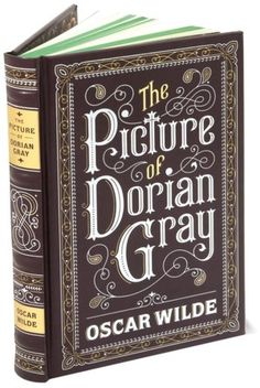 The Picture of Dorian Gray by Oscar Wilde... have not read this, yet - but I do know the story and I can't wait!