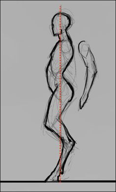 drawing a faun