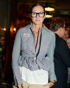 10 Essentials: J.Crew's Jenna Lyons Photos | GQ