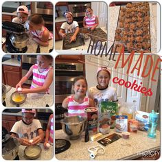 Healthy Treats - CLEAN oatmeal chocolate chip cookies
