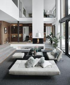 Isabella Löwengrips Nya Lyxvilla Room Interior Design, Living Room Interior,  Home Living Room,