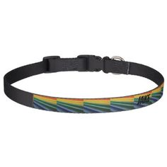 Check out our huge selection of Rainbow Collar dog collars. Make sure your pet can be easily spotted thanks to one of our dog collars. Pet Collars, Your Pet, Puppies, Dog, Pets, Accessories, Diy Dog, Cubs, Pup