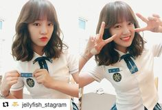 gugudan Sejeong South Korean Girls, Korean Girl Groups, Kim Sejeong, Jung Hyun, Jellyfish Entertainment, School 2017, Korean Beauty, Korean Singer, K Idols