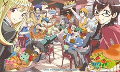 Yamada-kun and the Seven Witches & Yankee-kun to Megane-chan