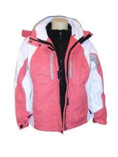 1ef7797881 Womens Pulse Snowboarding ski Coat Jacket Parka