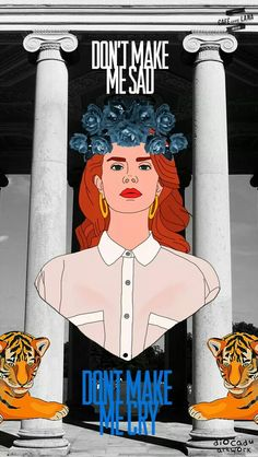 Lana Del Rey #LDR #art by Diogo Elvis Duarte