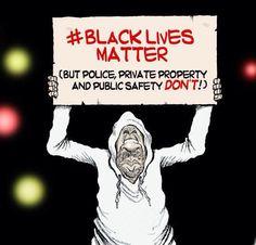white lives matter | ... White Lives Matter: The Racist Response to the Black Lives Matter