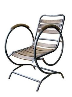 1000 images about fer forg on pinterest wrought iron for Fauteuil de jardin metal