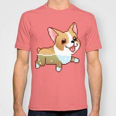 Corgi Orgy T-shirt by Corgi Orgy - $22.00