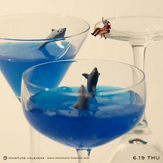 Mini dioramas. See more: http://all-that-is-interesting.com/tanaka-tatsuya#18