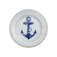 Anchor Melamine Salad Plate ($3.96) ❤ liked on Polyvore featuring home, kitchen & dining, dinnerware, melamine outdoor dinnerware, melamine salad plates, outdoor dinnerware, sur la table and coastal dinnerware Outdoor Dinnerware, Melamine Dinnerware, Kitchen Store, Kitchen Dining, Salad Plates, Bakeware, Anchor, Coastal, Table