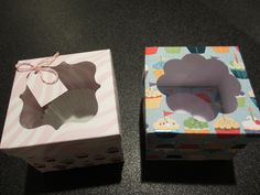 Learn to make a cute, handmade cupcake box for gifting your sweet treats.