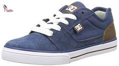 DC Shoes Tonik Se, Chaussures Premiers pas garçon, Bleu (Navy/Dk Chocolate), 33 EU - Chaussures dc shoes (*Partner-Link)