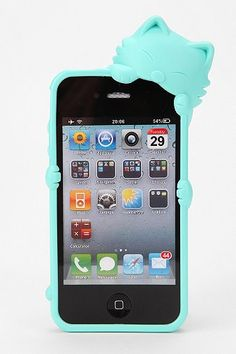 Kiki Cat iPhone 4/4S Case