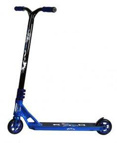 Patinete Scooter Ao Delta 4 Completo Azul